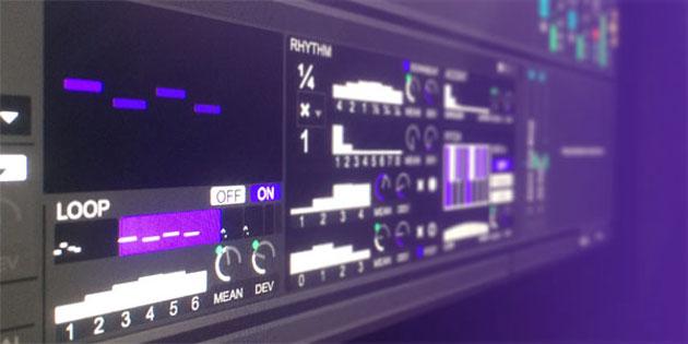 Patter: freeform generative sequencer for Ableton Live